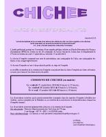 Infos en bref special 23